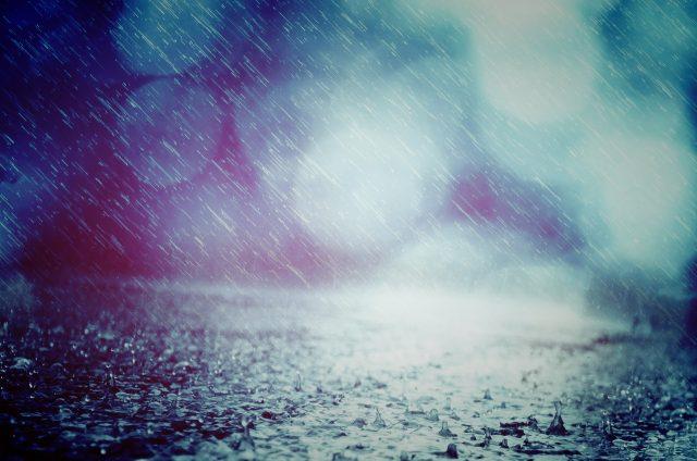 危険な大雨&豪雨