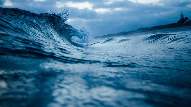 津波に注意