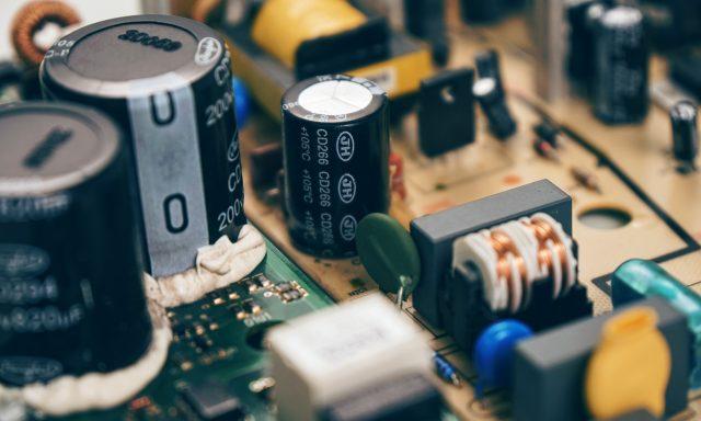 電化製品を保護