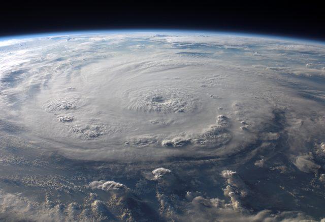 ハリケーン「ハービー」のイメージ