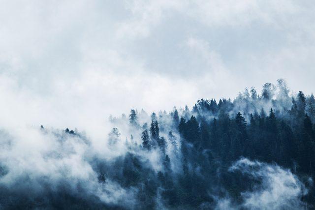 冷たい空気