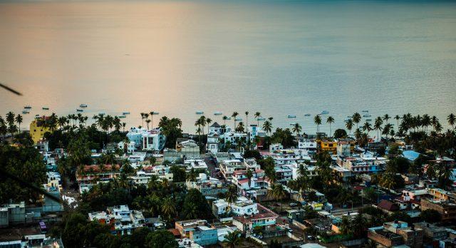 メキシコの景色