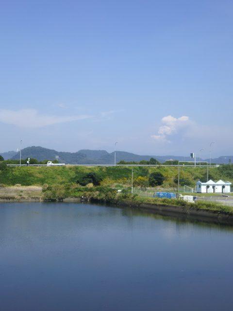 10月12日の新燃岳噴火