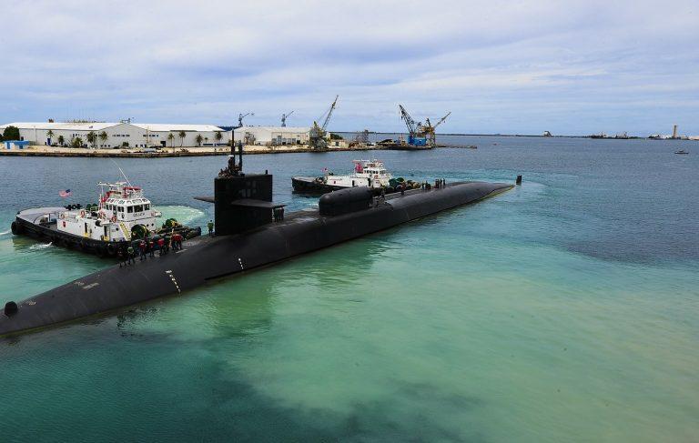 グアムへのミサイル発射再浮上問題