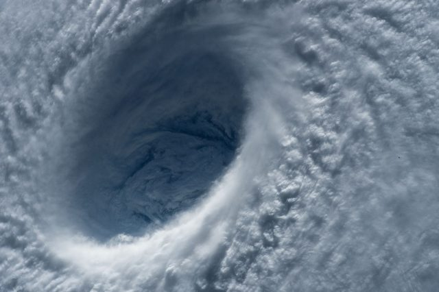 台風21号LAN