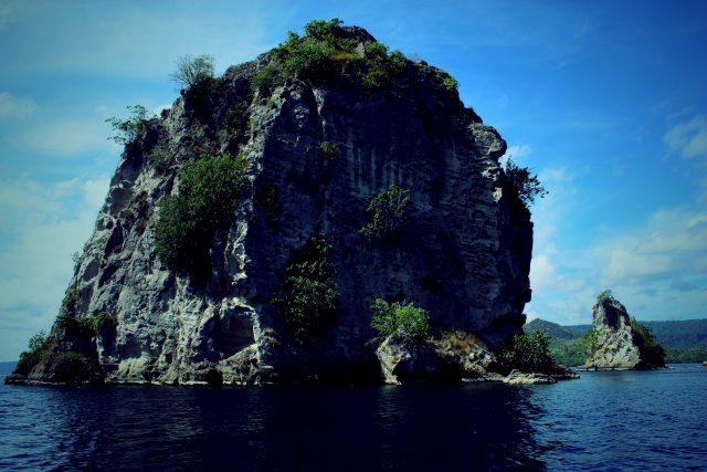 パプアニューギニア地震