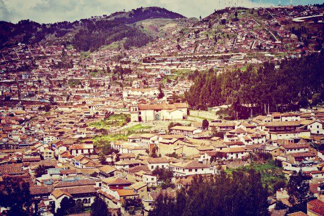 ペルー地震