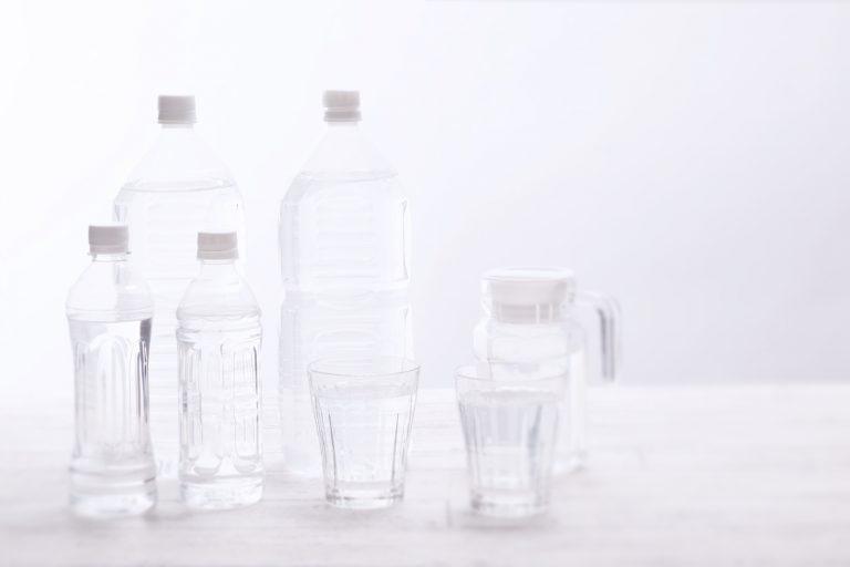南海トラフ地震などの巨大地震のために効率のいい保存水