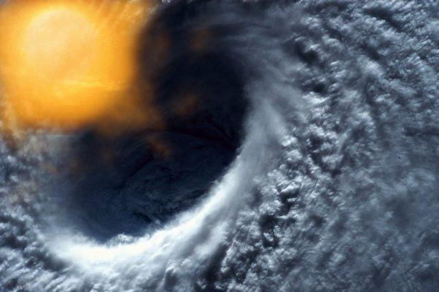 台風12号上陸