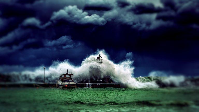 台風21号(チェービー)からの教訓