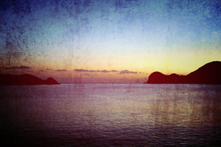 日向灘での地震と南海トラフ地震