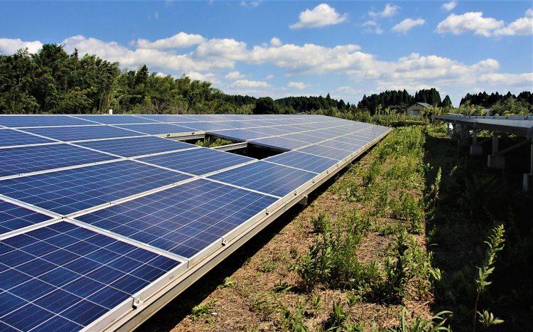 太陽光発電の台風被害