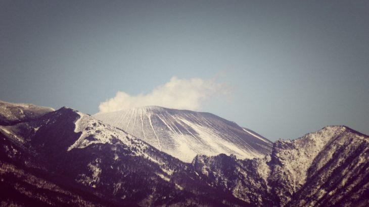 浅間山噴火事情